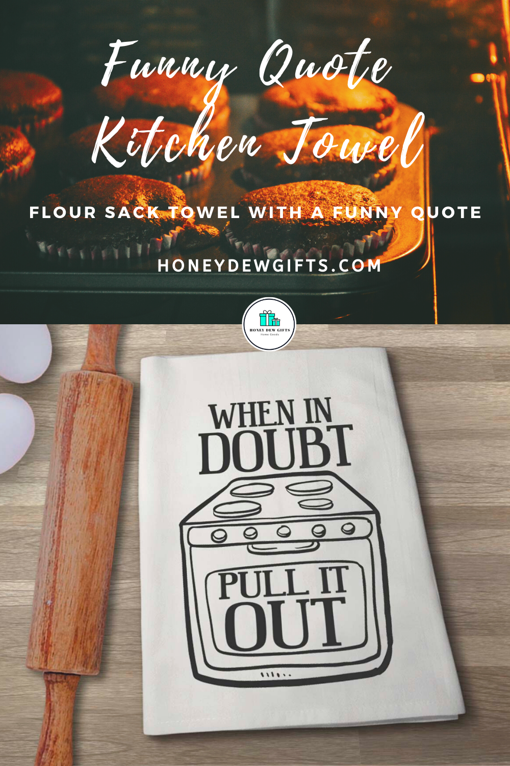 Funny Quote Kitchen Towel Flour Sack Towels Kitchen Humor Vinyl Gifts