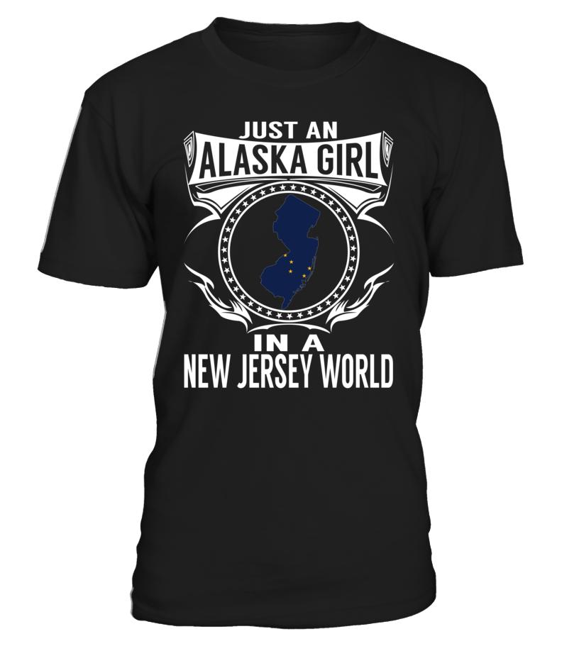 Just an Alaska Girl in a New Jersey World