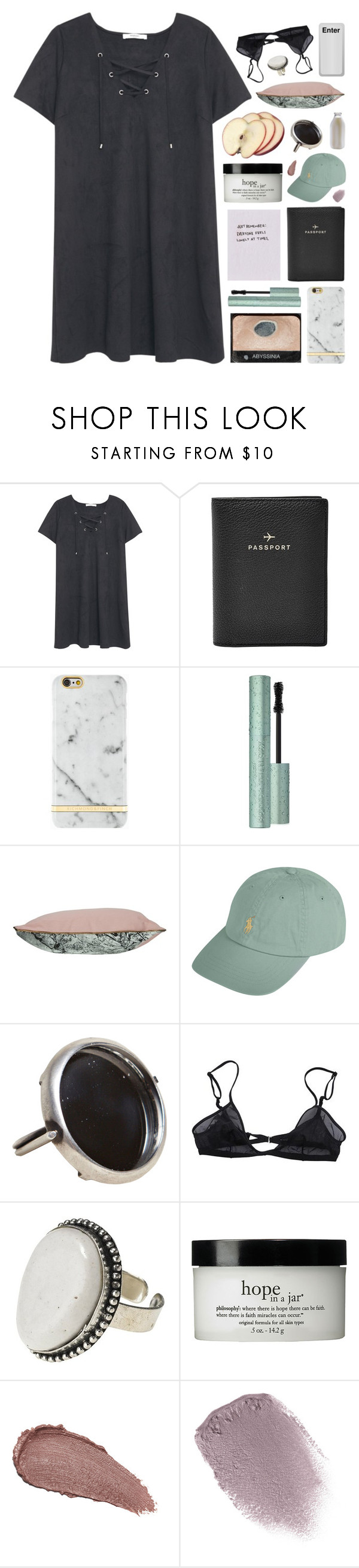 """""""*has a breakdown and is fine 5 mins later*"""" by annamari-a ❤ liked on Polyvore featuring MANGO, FOSSIL, NARS Cosmetics, Richmond & Finch, Too Faced Cosmetics, Polo Ralph Lauren, Ann Demeulemeester, Bllack by Noir, People Tree and philosophy"""