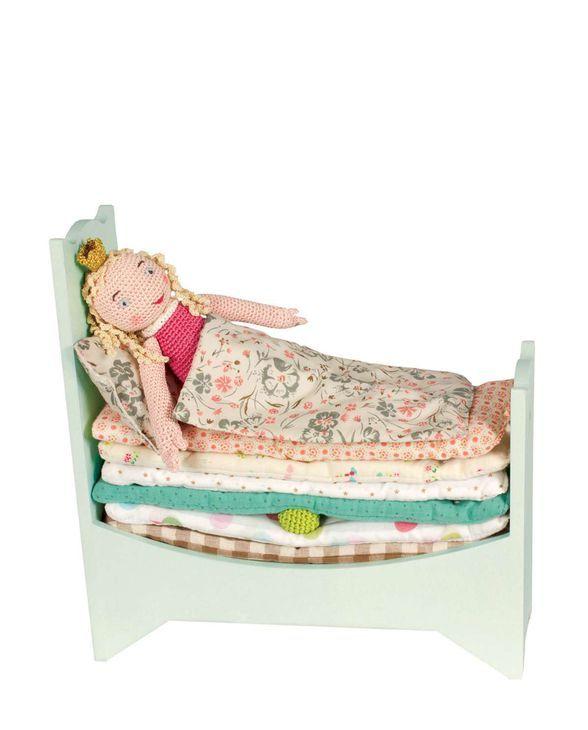 Prinzessin auf der erbse  Prinzessin auf der Erbse von Maileg ♥ | Kinderreich | Pinterest ...