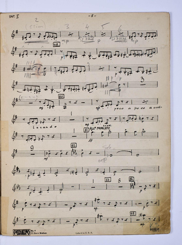 Prokofiev Sergei Symphony No 5 Op 100