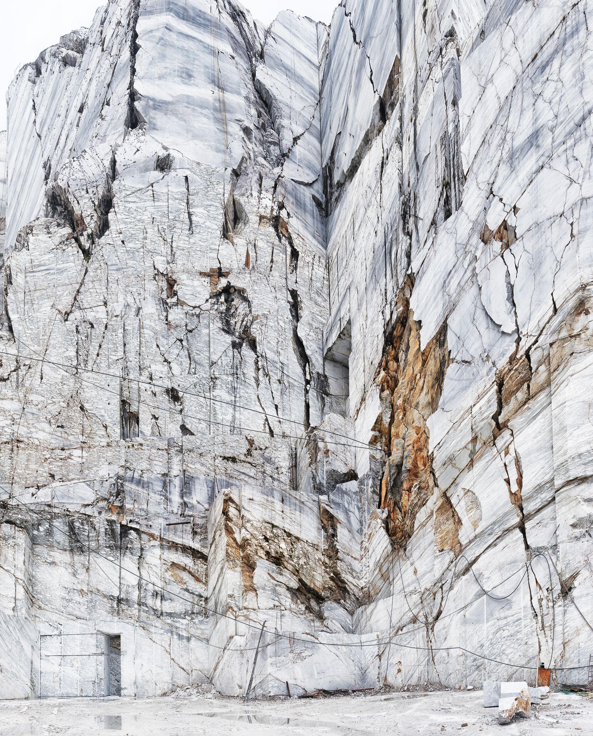 Portfolio - Marble Quarries of Carrara | Fine Art Prints of