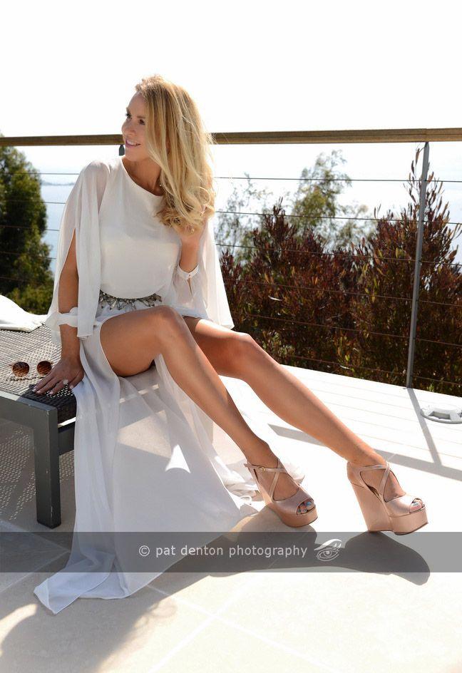 Helena B. villa lifestyle shoot