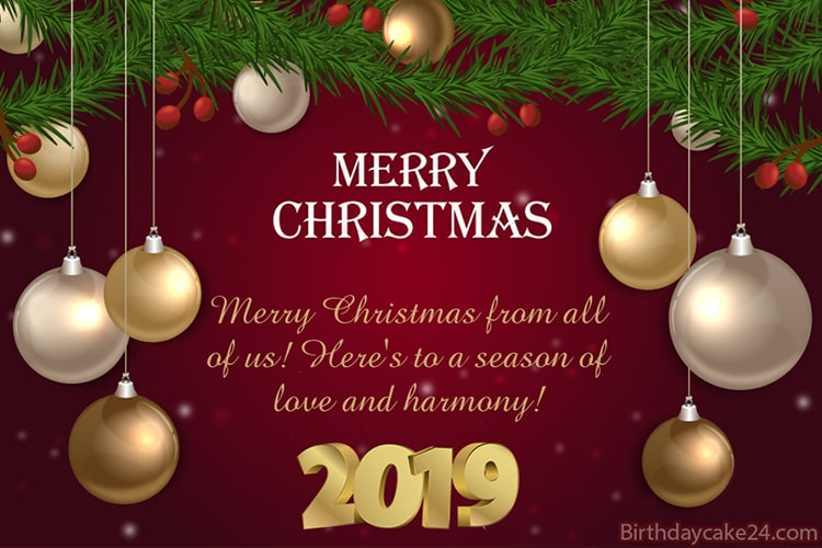 Send This Beautiful Ecard To Wish Everyone Merry Christmas Write Christmas Cards Merry Christmas Card Greetings Wish You Merry Christmas Happy Merry Christmas