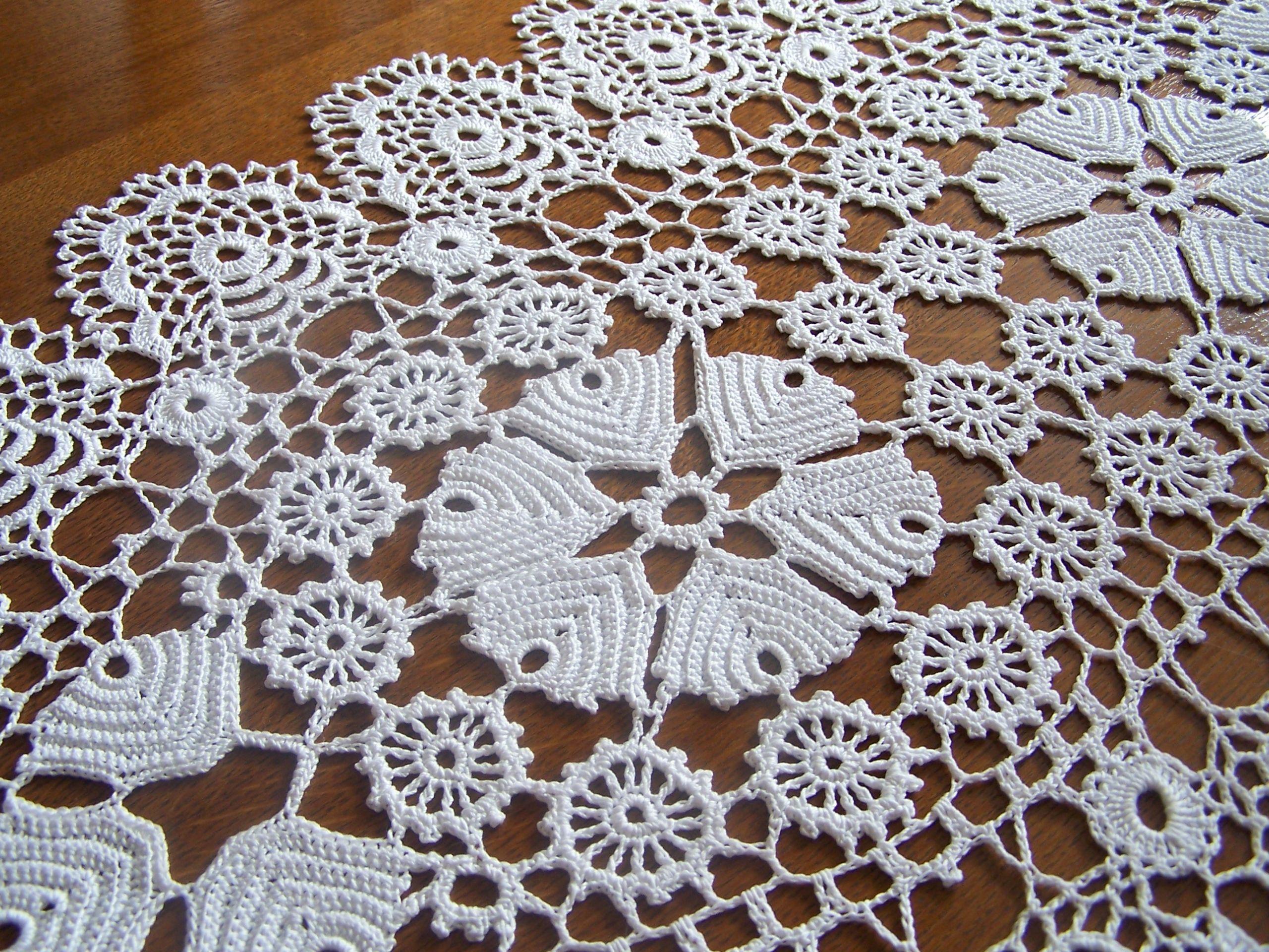 Serweta Bieznik Koronka Irlandzka J Koniakowska 8341481618 Oficjalne Archiwum Allegro Crochet Motif Crochet Doilies Crochet Lace Edging