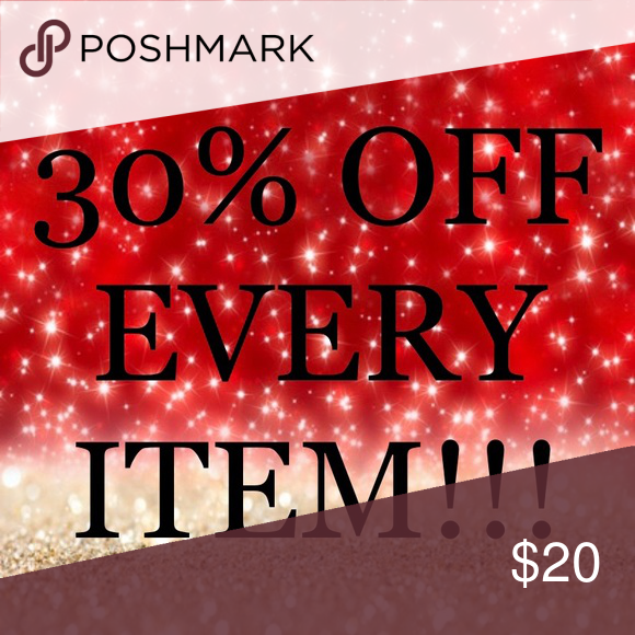 30 Off Every Item 30 Off Every Item Dresses Things To Sell Items Women Shopping