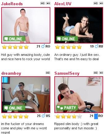 Hot party college guy