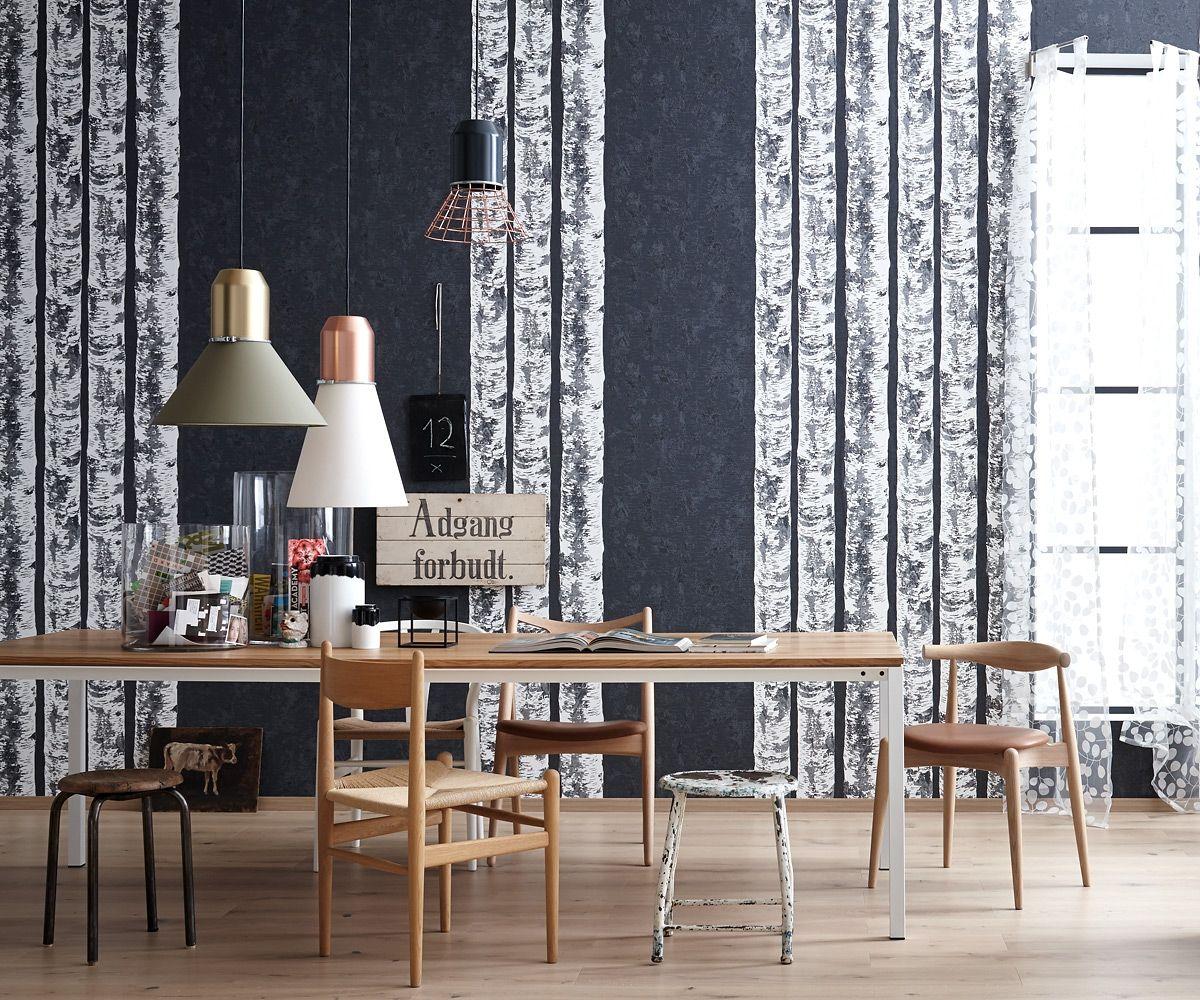 mit den birkenst mmen uni aus der tapetenserie countryside als habe man den. Black Bedroom Furniture Sets. Home Design Ideas