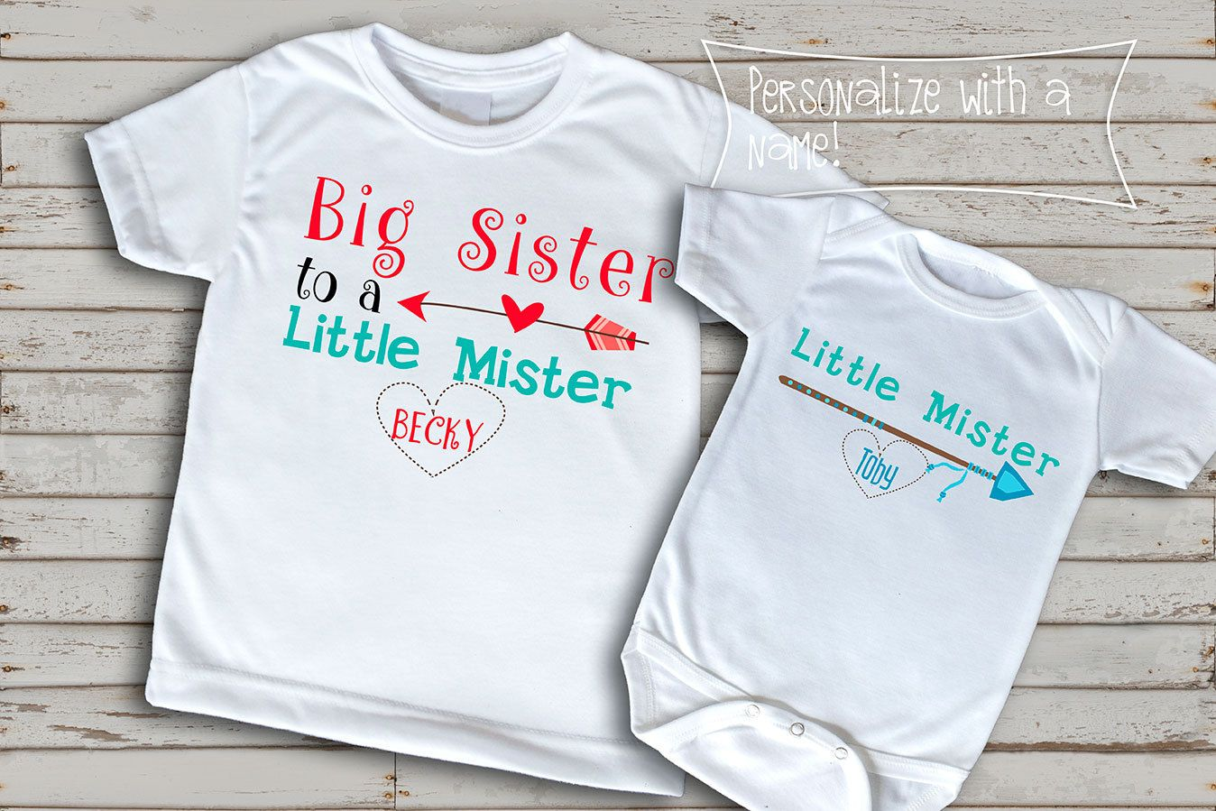 d4299e0f Big Sister Little Brother t-shirts, t-shirt for siblings, fun shirt for kids …