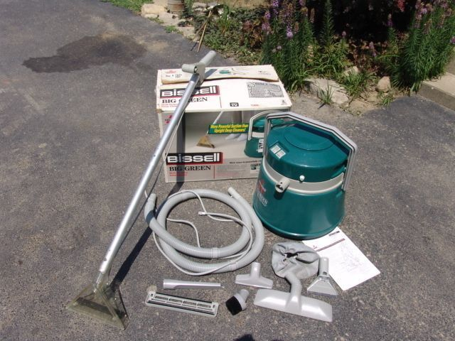 Bissell Big Green Multi Purpose Cleaning Machine 1672