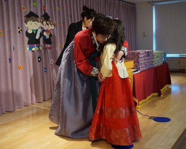삼호유치원, 졸업생과 학부모가 함께하는 축제의 날