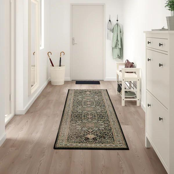 Ljorring سجاد وبر قصير عدة ألوان 80x300 سم Ikea Rugs Ikea Runner Rug How To Clean Carpet