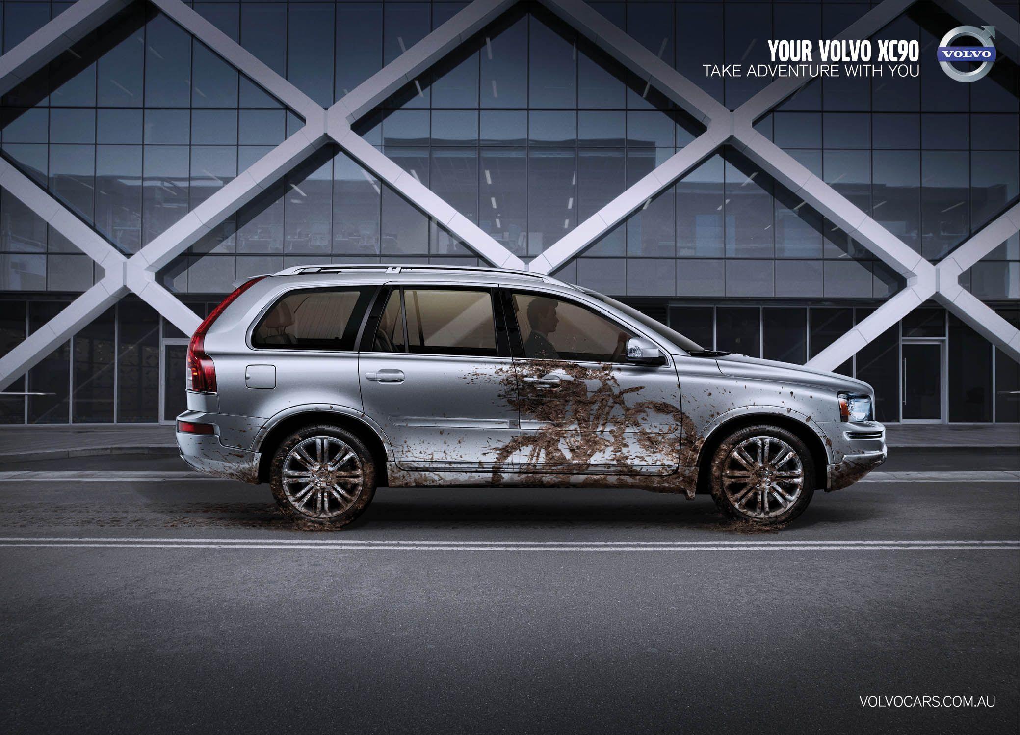 Vol Xc90 Mud Press Volvo Volvo Xc90 Volvo Xc
