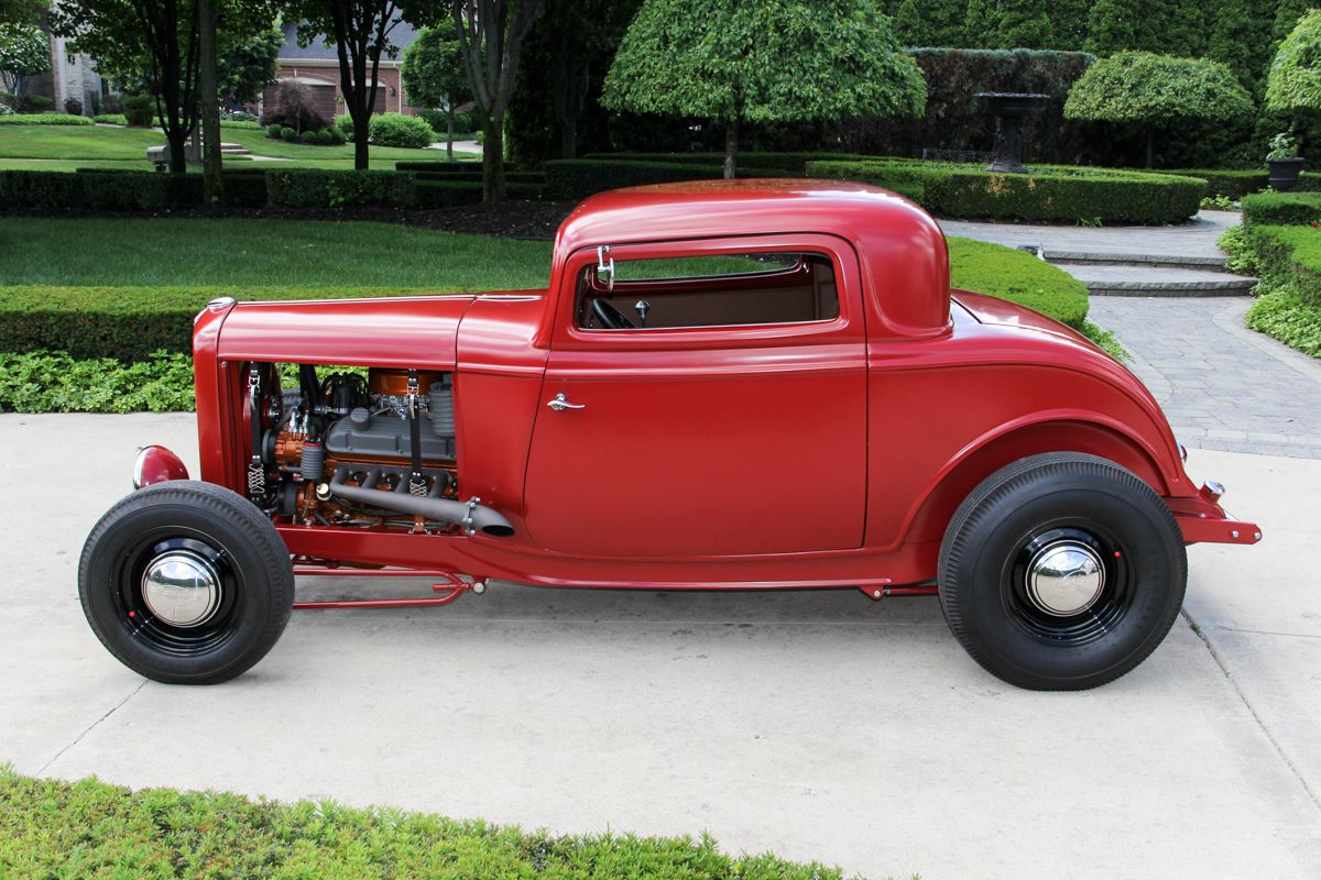 1932 Ford 3-Window   Classic Cars for Sale Michigan - Antique Muscle ...
