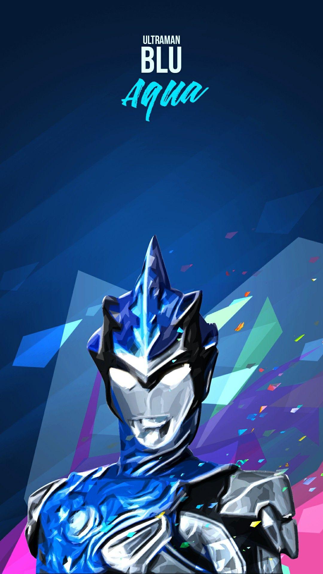 Ultraman blu Kartun, Gambar, Hiburan