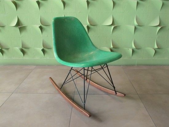 Rocking Chair Eames charles ray