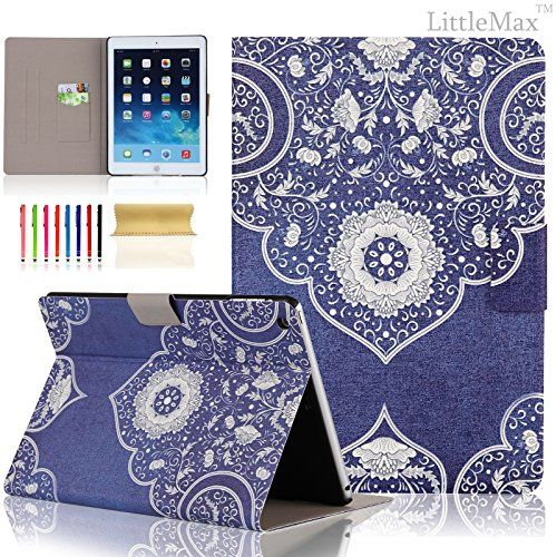 iPad Air Case,iPad 5 Case LittleMax(TM) Slim [Card Slot