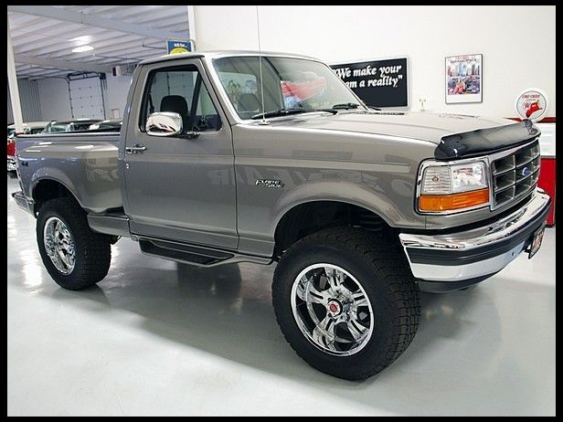 1995 Ford F150 Stepside Google Search Camion Ford Carros Y