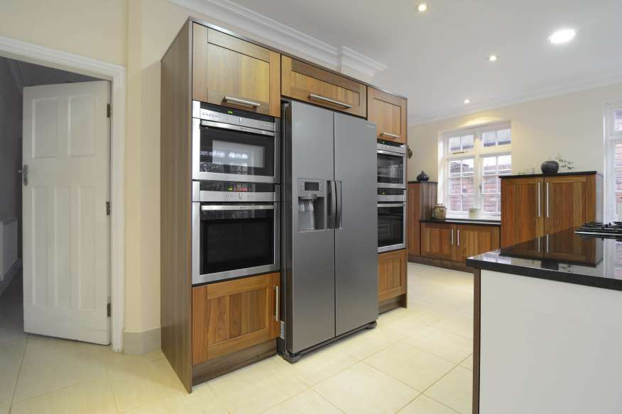 very large crown imperial bespoke used kitchen