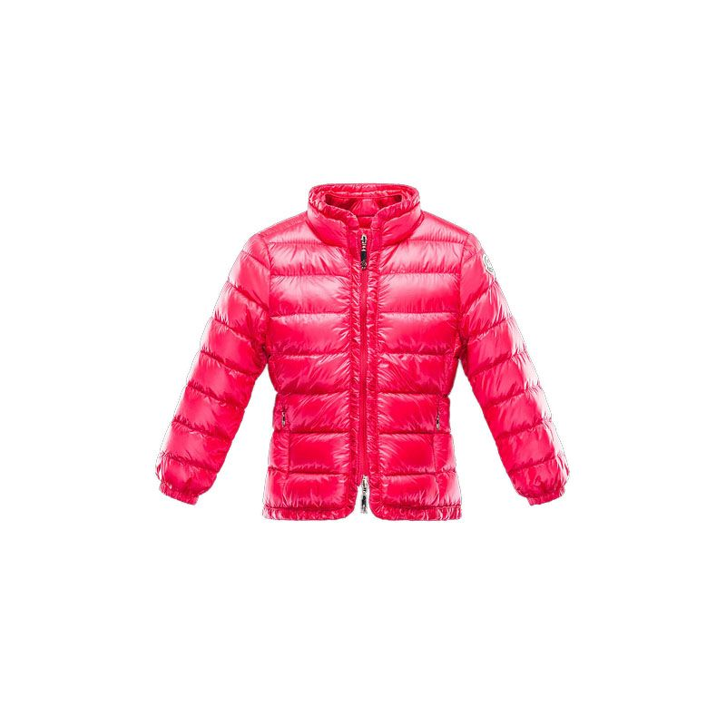 d90f6ee3f Kids Moncler Red Mayotte Padded Jacket