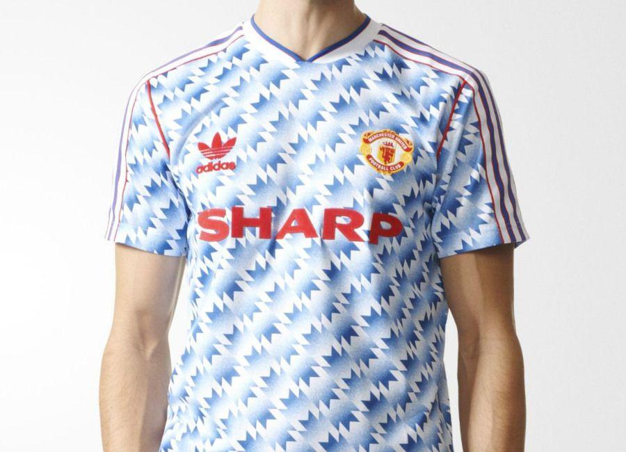 dc8d0904 football #soccer #futbol #mufc #adidasfootball Manchester United FC ...