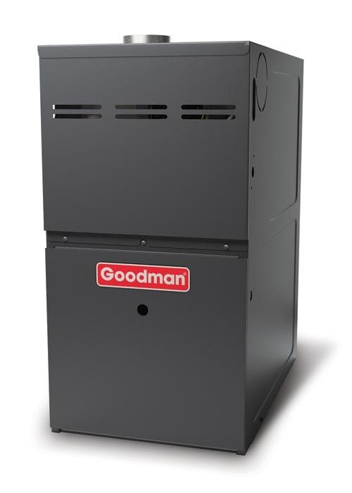 100 000 Btu 80 Afue Dedicated Downflow Single Stage Goodman Gas Furnace Furnace Installation Home Furnace Furnace Filters