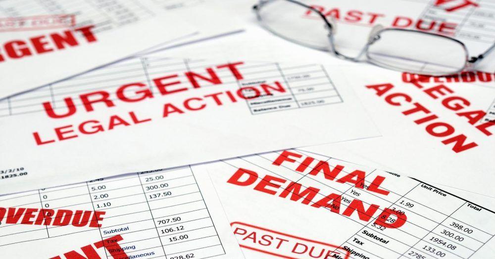 The 10 Commandments of Dealing with Debt Collectors Debt