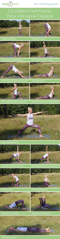 Sequenza yoga per più energia. Questi esercizi di yoga aprono il cuore e fanno …