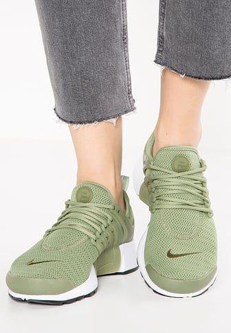 super popular b64b8 6d76e ... AIR PRESTO - Sneaker low - palm greenlegion greenwhite SADP Nike ...