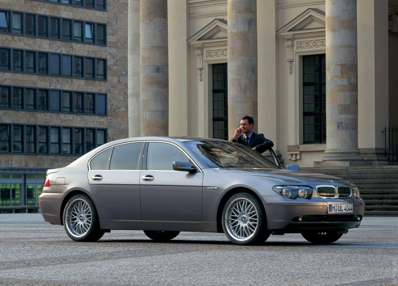 2002 BMW 760i | BMW | Pinterest | BMW, Dream cars and Cars