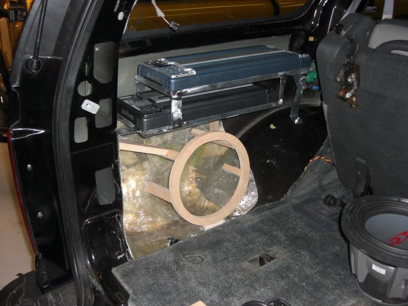 Stealth Tahoe Install  - Car Audio | DiyMobileAudio com | Car Stereo