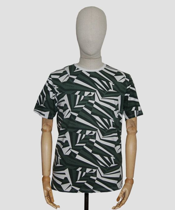 Buy MA Strum Razzle Dazzle T Shirt Green online at Not Addicted - only £65.00. Get same day despatch on all Ma strum.