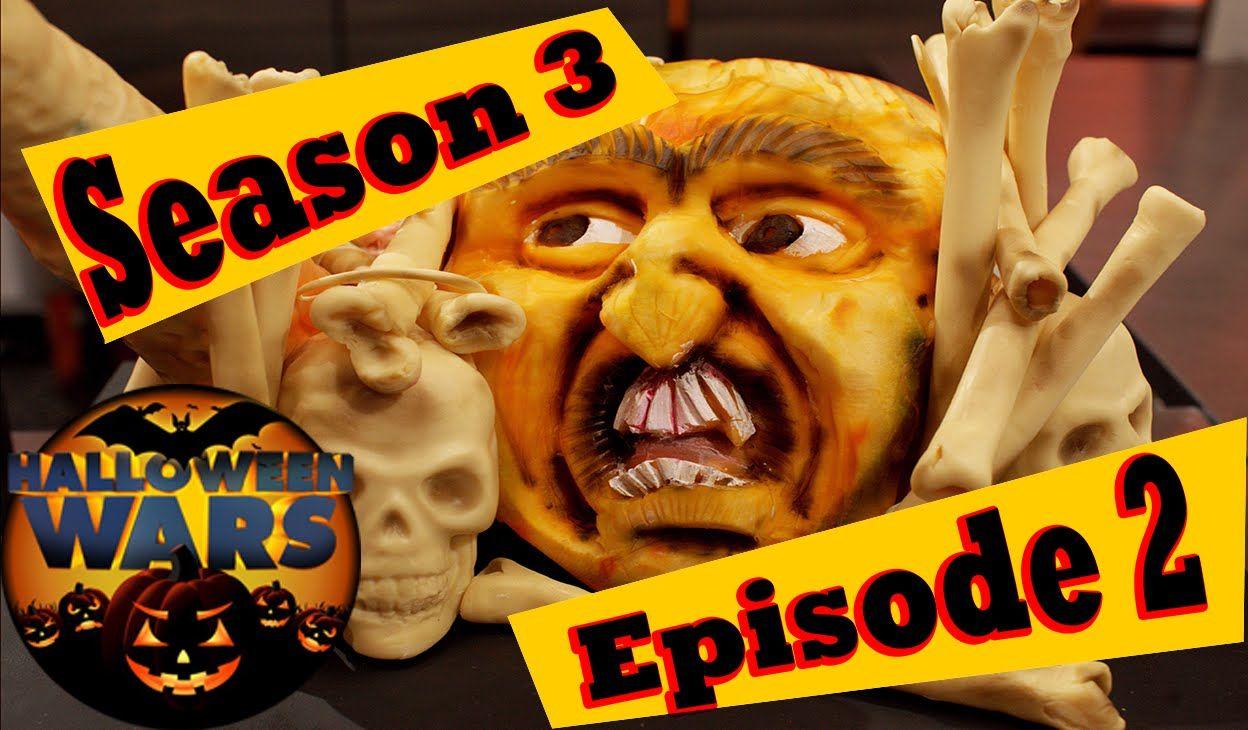 halloween wars season 3 episode 2 - twisted nursery rhymes [hd