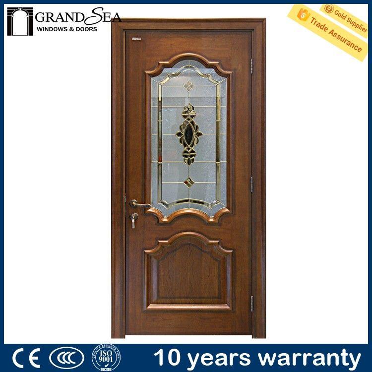 Fancy Wood Carving Simple Teak Wood Door Designs With Glass Door Design Wood Doors Front Door Design