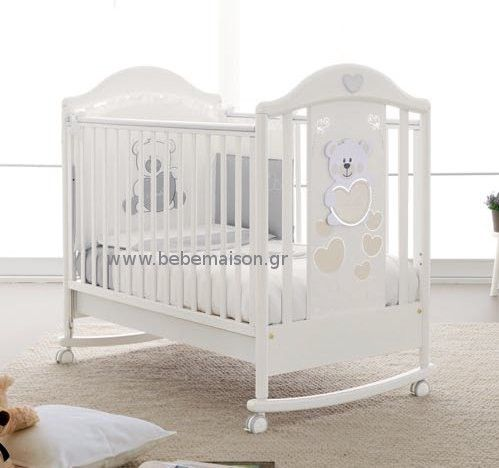 7692b493ab4 Βρεφικό δωμάτιο - Βρεφικά κρεβάτια - Κούνιες για μωρά - Βρεφικό κρεβάτι  Pali Baby Baby και δώρο το στρώμα Cocolatex