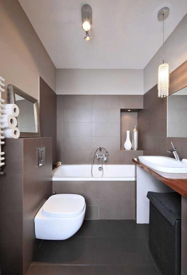 Salle De Bain Contemporaine Idees Tendances Et Photos