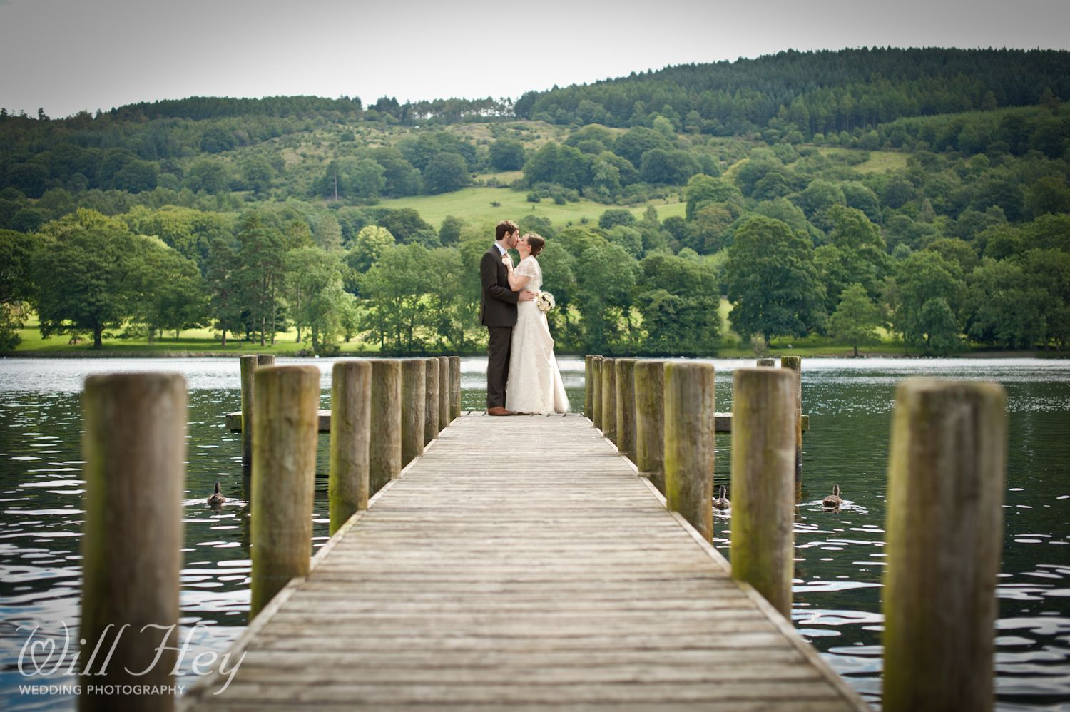 Wedding Photography At The Lakeside Hotel In Cumbria