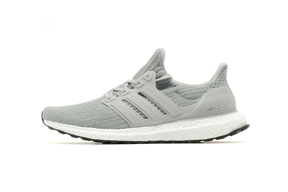 Adidas Ultraboost Parley Ltd Herren Laufschuhe Weiß Blau