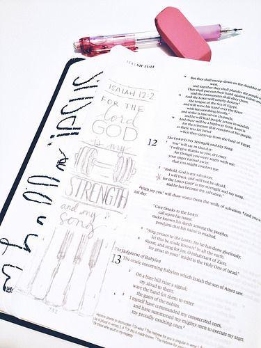 Intro to journaling Bible