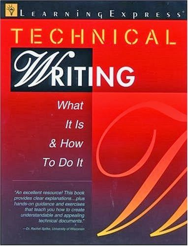 Technical Writing Books Ebooks Livres Pinterest Technical
