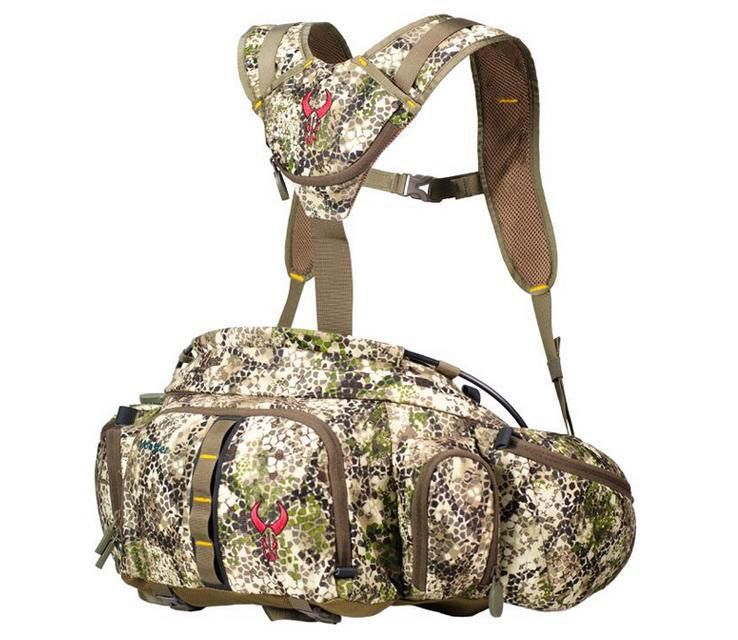 9a5b9b8f6e440 Badlands Monster Hunting Fanny Pack - Item# 1436227 | Hunting ...