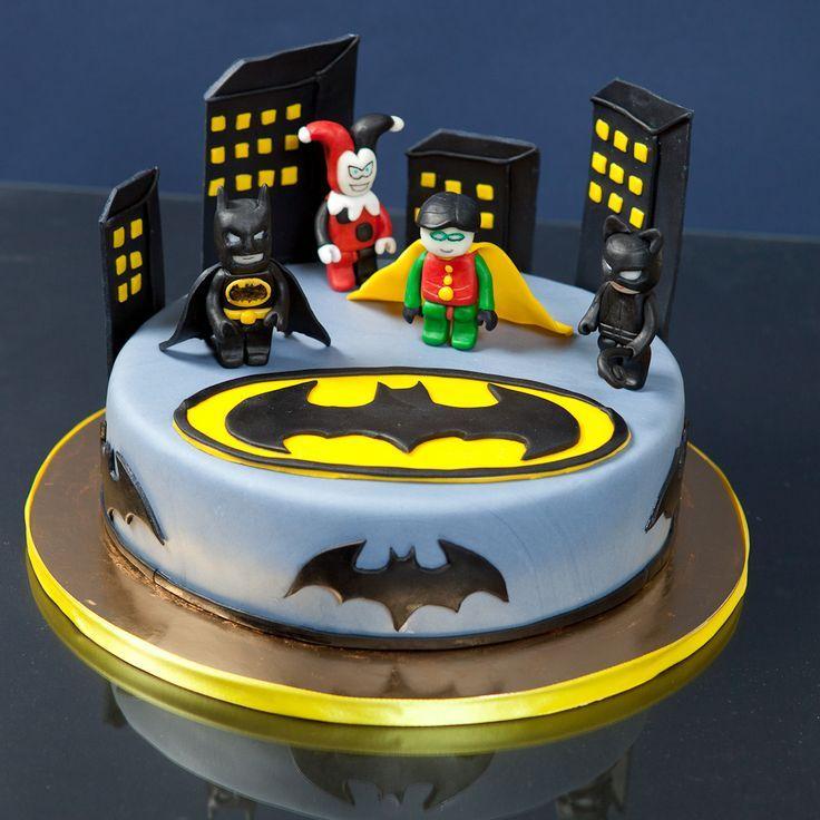 Pin By Lucie Kenny On Lego Batman Pinterest Lego Batman - Lego batman birthday cake