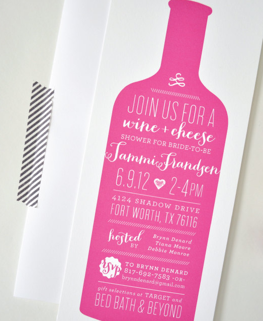 wine and cheese party invitations  wine on the mind, party invitations