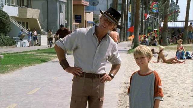 Mr Crocodile Dundee 3 2001 Film