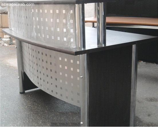 أسواق العرب كاونترات استقبال Furniture Office Furniture Office