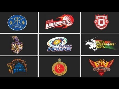 Pepsi Ipl6 Team List Ipl 2013 Teams Name And Logo Ipl Dhoni Wallpapers Cricket Schedule
