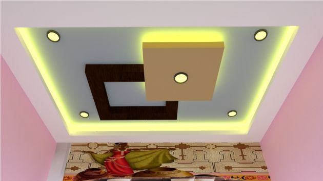 Best Pop Design For Stairs Roof In 2020 False Ceiling Design 400 x 300