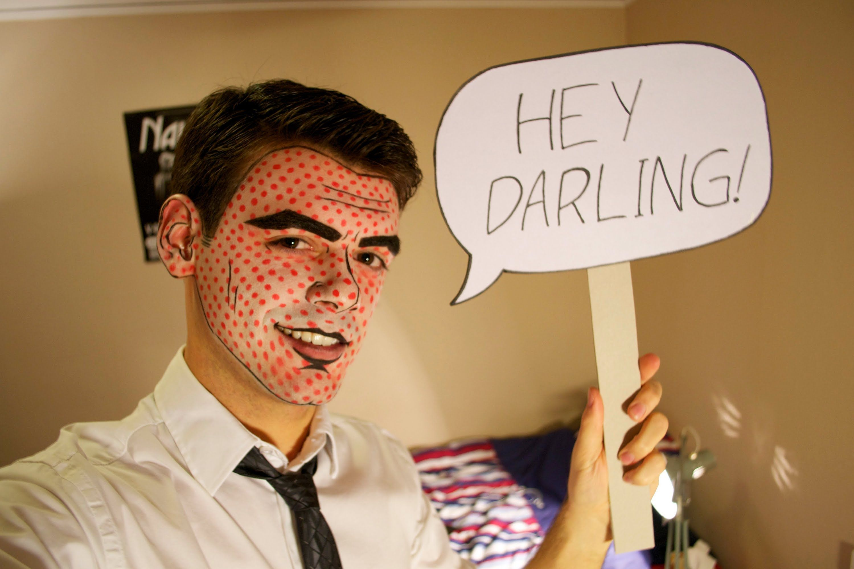 25 Halloween Makeup Ideas For Men Halloween makeup easy, Pop