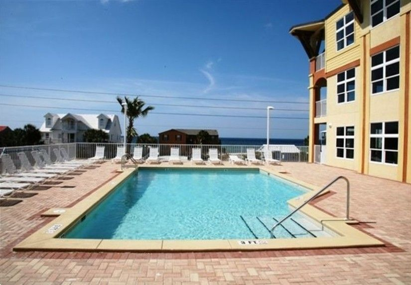 condo vacation rental in mexico beach from vrbo com vacation rh pinterest com