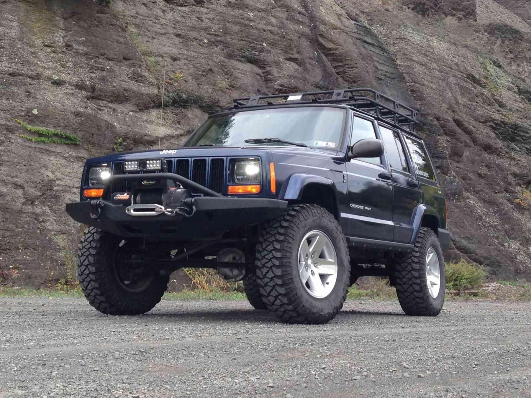 Project Xj 2001 Jeep Cherokee